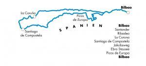 Nordspanienreisen